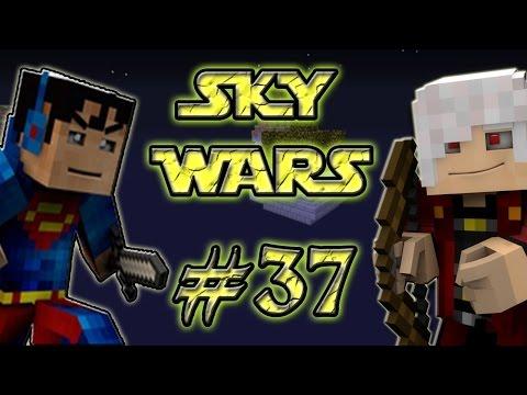 """Minecraft Skywars #37 """"REBENTAMENTO DE VOLTA E EM ALTA !"""" C/BRUNO MOTA E FACECAM"""