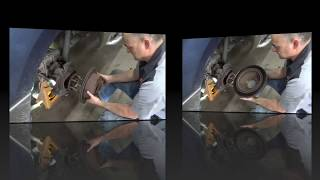 2005 Ford F-150 Rear Axle Seal Replacement