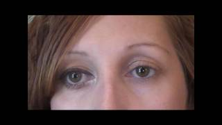 Brown Sparkly Eye Tutorial Thumbnail