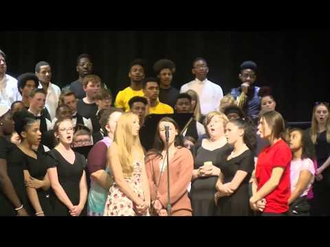 WGH Choir 2018 Spring Pops Concert (Video 2)