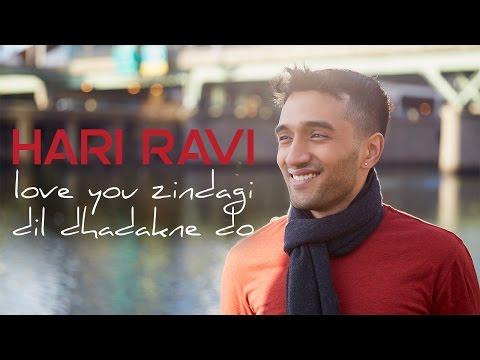 Love You Zindagi / Dil Dhadakne Do (Hari Ravi Mashup Cover)