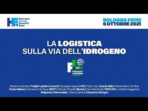 La logistica sulla via dell'idrogeno - Bologna, 6 ottobre 2021