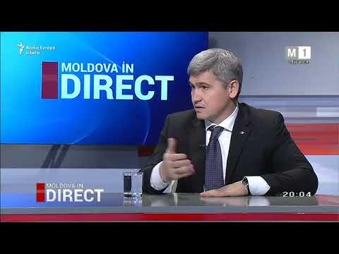 """Poliţia moldovenească s-a reformat fără să se schimbe? """"Moldova în direct"""" - 31.10.2017"""