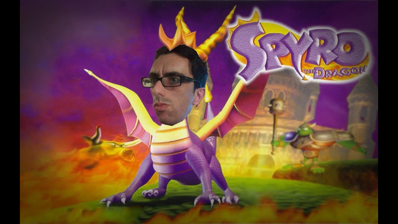 Spyro the dragon - ITA Gameplay 120 % - Parte 1 - Spyro !!!