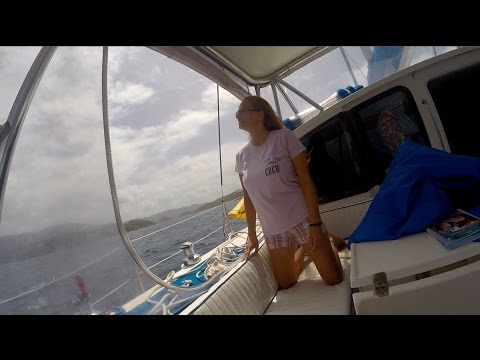 #7 Sailing the Caribbean: Puerto Rico to the US Virgin Island