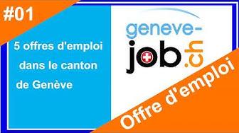 Offres d'emploi Genève en Suisse : https://geneve-job.ch/  Rolex - Hôpitaux universitaires de Genève