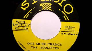The Soulettes One More Chance - Studio 1