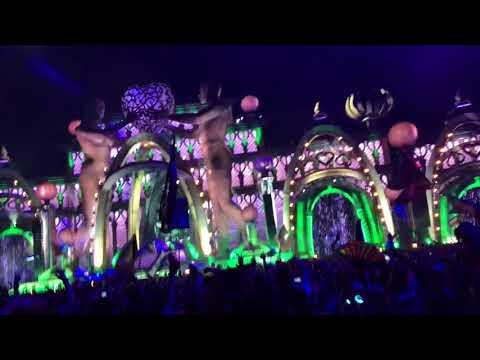 Zedd @ EDC Las Vegas 2018