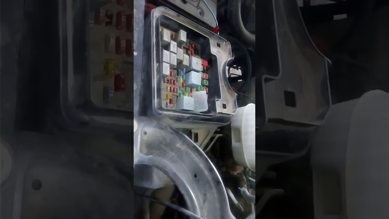 2014 Silverado Fuse Box Chevrolet Tahoe Cooling Fan Diagnose Youtube