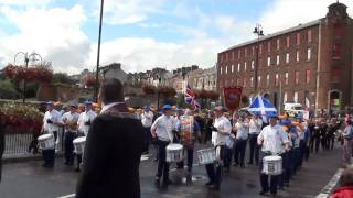 whiterock @ relief of derry 2011