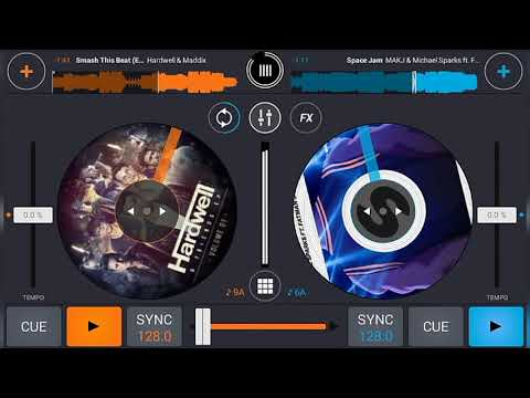 EDM Mix | Android Cross DJ Set By 5T33Ll