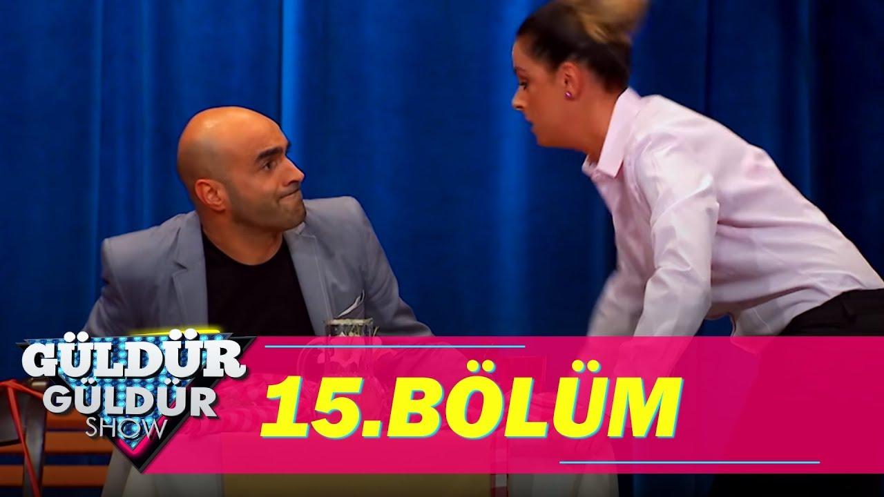 Güldür Güldür Show 15. Bölüm Tek Parça Full HD