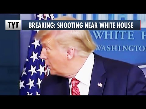 Trump Reacts to Shooting Near White House During Press Briefing from YouTube · Duration:  3 minutes 24 seconds