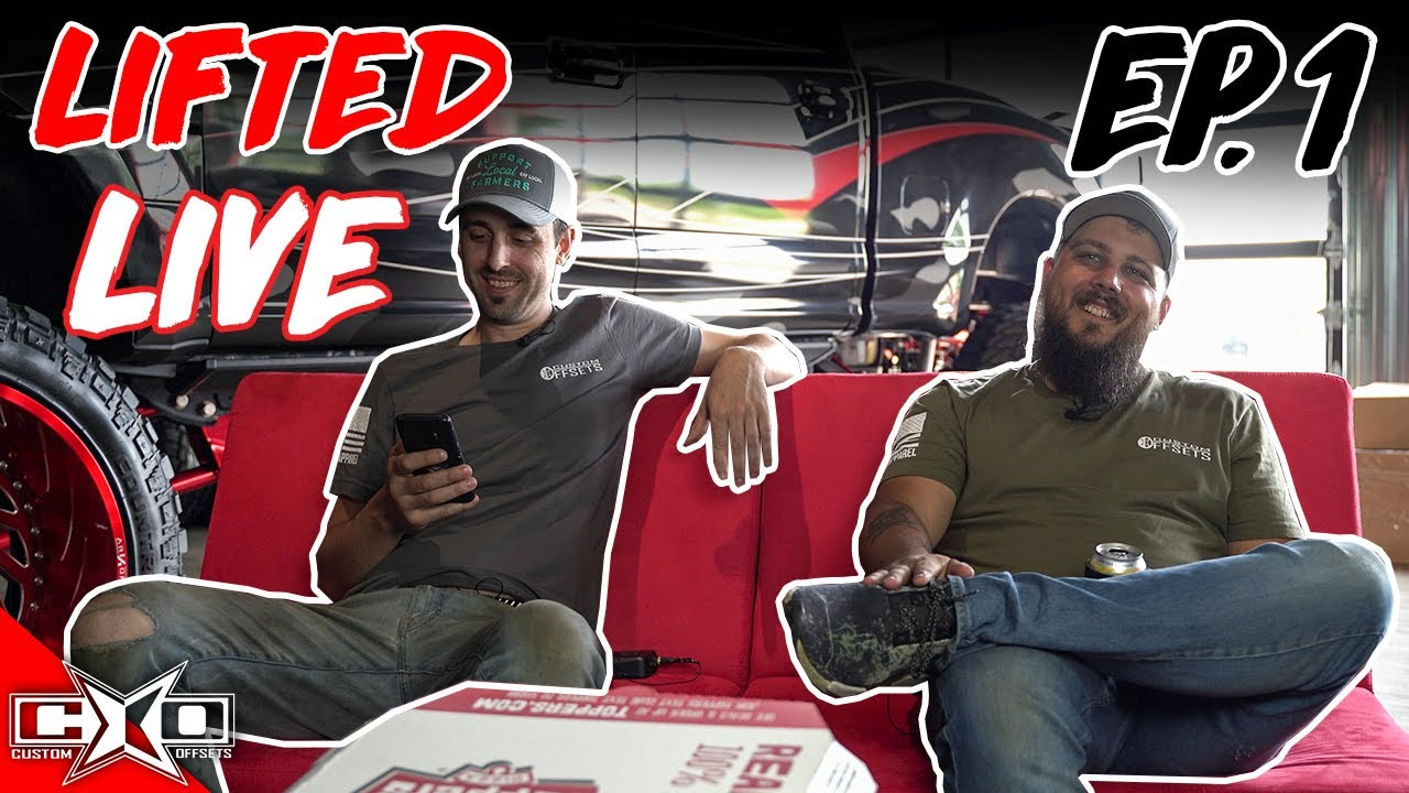 Lifted Live 01 || Answering YOUR TRUCK Questions!