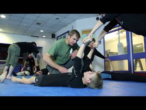 An Introduction to the Martial Art of Systema with Wiltshire Martial Arts