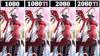 GTX 1080 vs RTX 2080 vs GTX 1080TI vs RTX 2080TI | Tested 15 Games |