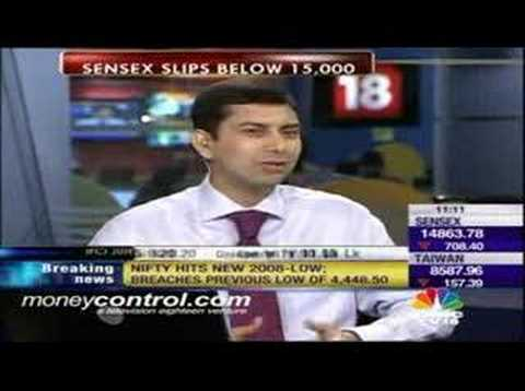 Breaking News: NIfty Hits new 2008-Low