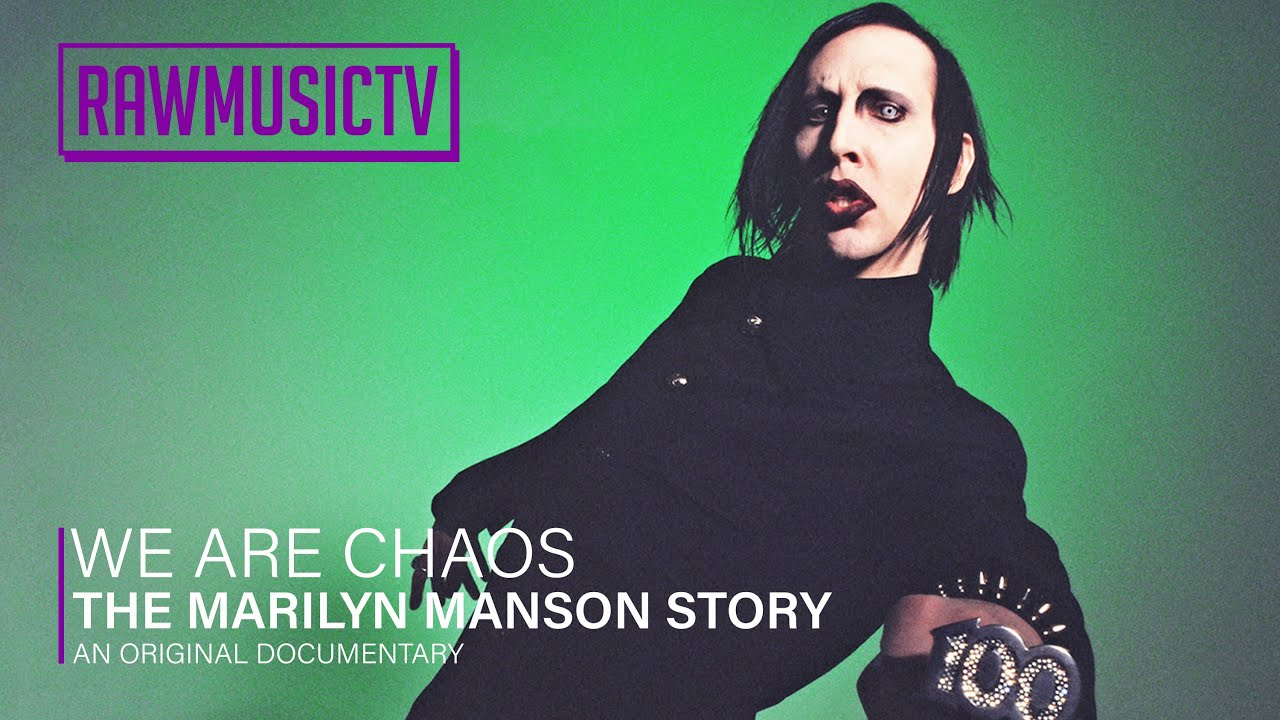 We Are Chaos - The Marilyn Manson Story - Documentary 2020