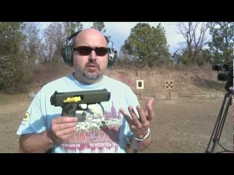 Range Review: Hi-Point JCP .40 S/W Pistol (The Ugly Gun) Carry Concealed Show