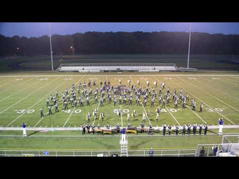 """2017 Bloomfield Hills High School Marching Band - """"Its About Time"""""""