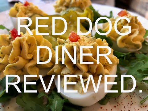 Reviewed.   S1 EP8 - Red Dog Diner, New Orleans