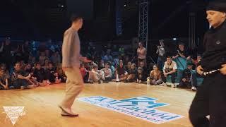 Arczek vs Sapa | Finał Breaking 17+ -  Tancbuda Challenge 2019