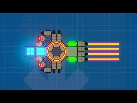 BUILD YOUR OWN SPACESHIP SIMULATOR! (Nimbatus)