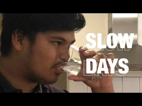 slow days [TrashVlogs 1/12]