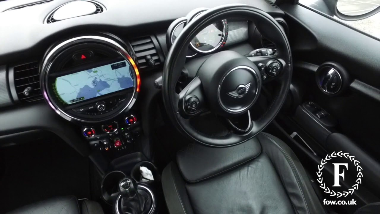 Mini Cooper D 2014 15 Cooper D 3dr Chilimedia Pack Xl Youtube