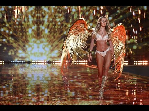 Victorias Secret Fashion Show 2014 - Behind  Real Gilded Angels Show  Full - Hm nay xem g