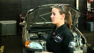 From Pre-Law to Automotive Mechanic - CBS News Video
