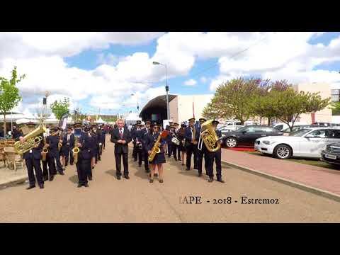 Banda da Sociedade Filarmónica Veiros - FIAPE 2018