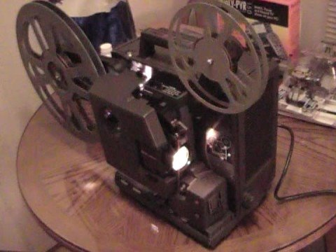 Bell & Howell 16mm 2592 Projector