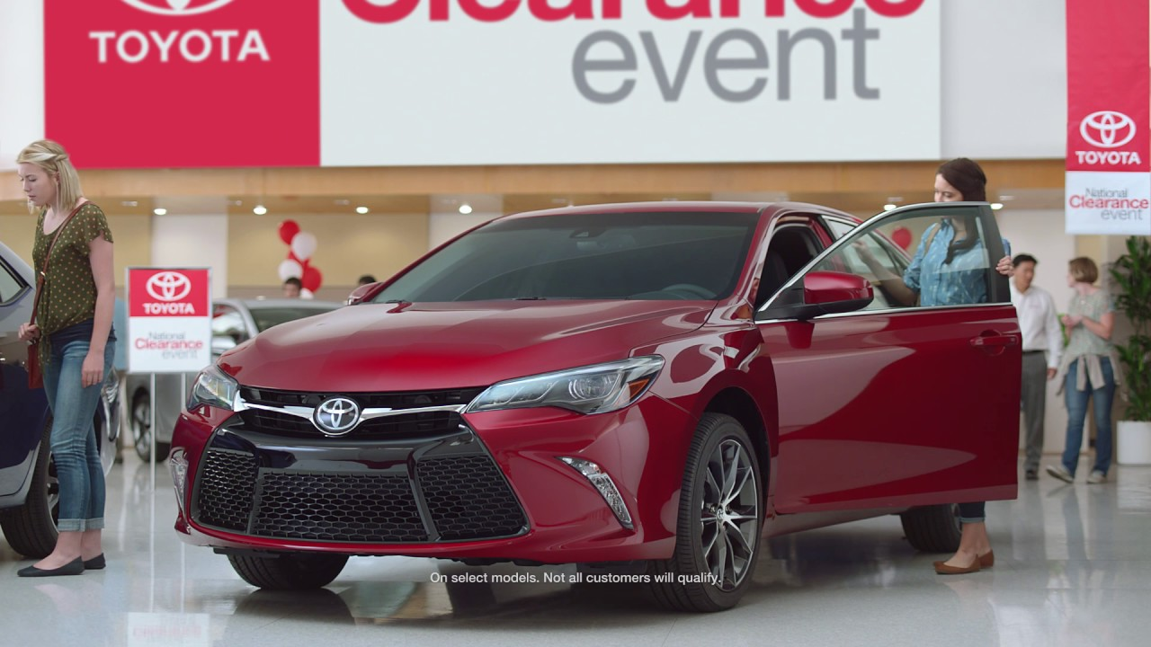 Mel Grata Toyota Toyota National Clearance Event Youtube