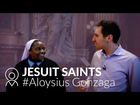 COVID-19... and St. Aloysius Gonzaga || Jesuit Saints 🙏🏻
