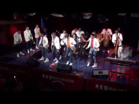 Los conquistadores de la salsa Live in Berlin 2016
