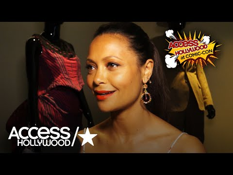 'Westworld': Thandie Newton On Her Emmy Nom & Possible Evolution For Maeve In S2 | Access Hollywood