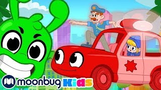 Mila and Morphle - Orphle's City Antics  - My Magic Pet Morphle | Cartoons For Kids | Morphle TV