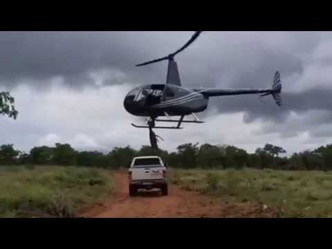 Helitac Wildlife Services - Limpopo, South Africa