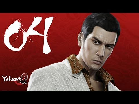 XT Gameplay: Yakuza 0 | #04 [1080p]