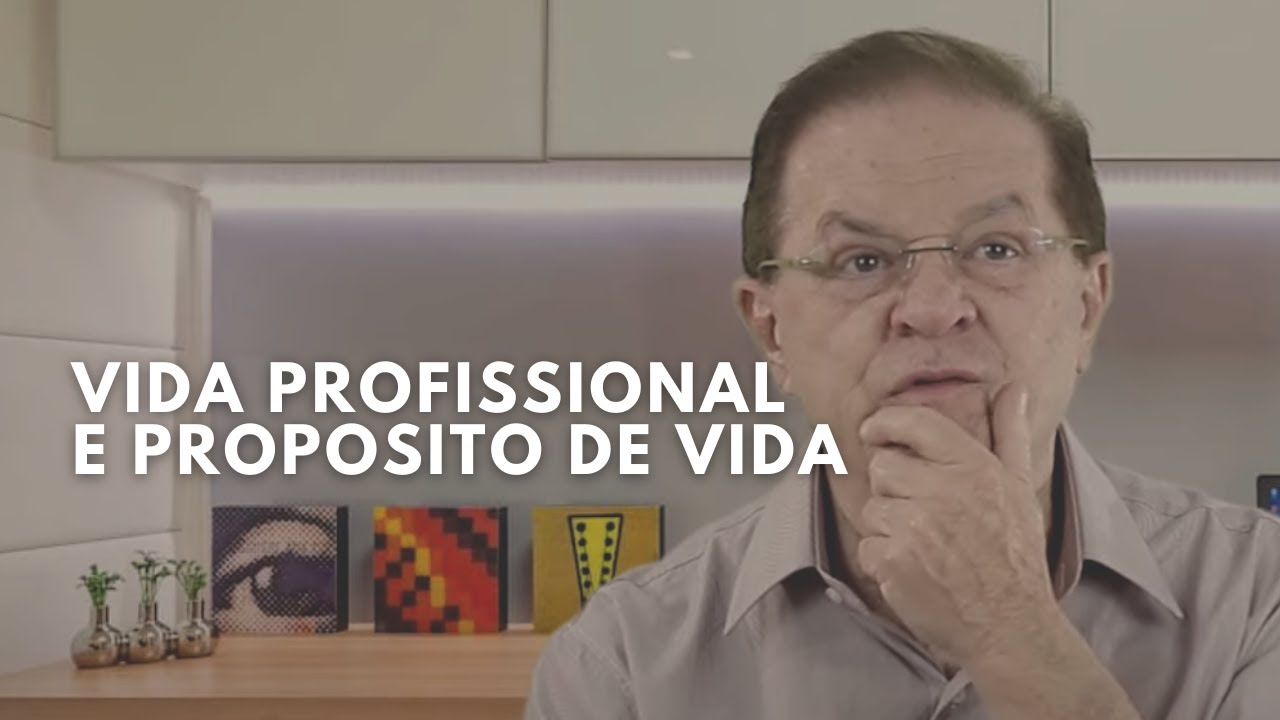 Vida profissional e propósito de vida