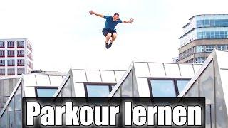 PARKOUR LERNEN - Training starten | Anfänger Tutorial