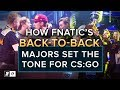 How Fnatic's back-to-back Majors set the tone for CS:GO