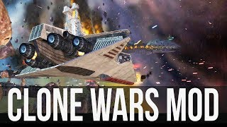 Star Wars: Empire At War - Clone Wars Mod - DROID Armies! Ep 6