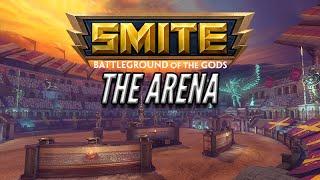【SMITE】The Arena