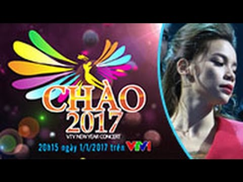 JAT'AIME PAROLES | CHÀO 2017 | FULL HD