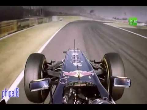 Ayrton Senna (MP4/5) vs Sebastian Vettel (RB7)