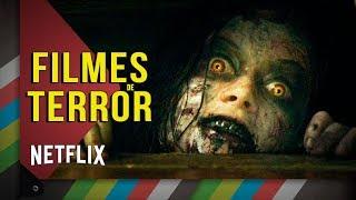 10 melhores filmes de TERROR na netflix
