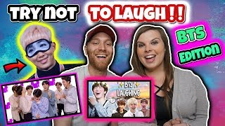 BTS Funny Moments 2019 Try Not To Laugh Challenge Reaction