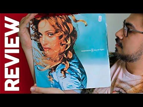 Discografia Madonna - Ray of Light 1998